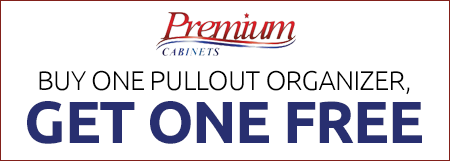 Buy One Pullout Organizer, Get One Free